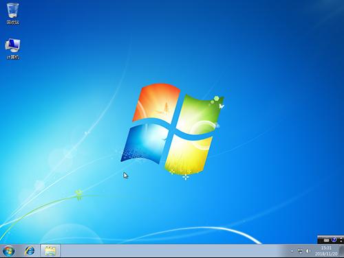 Win7系统电脑进行系统备份的操作方法