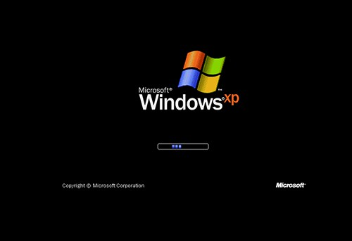 6-Windows xp桌面